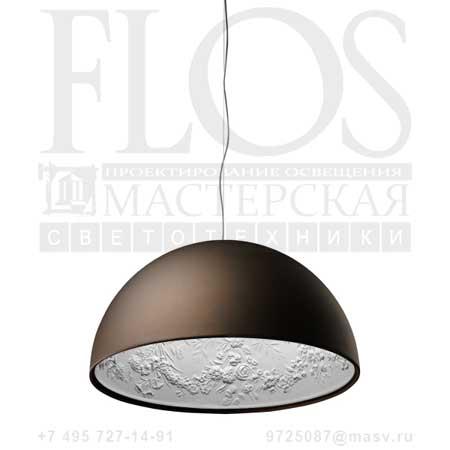 SKYGARDEN 2 ECO EUR RUGGINE F6421047 матовый ржавый коричневый, Flos
