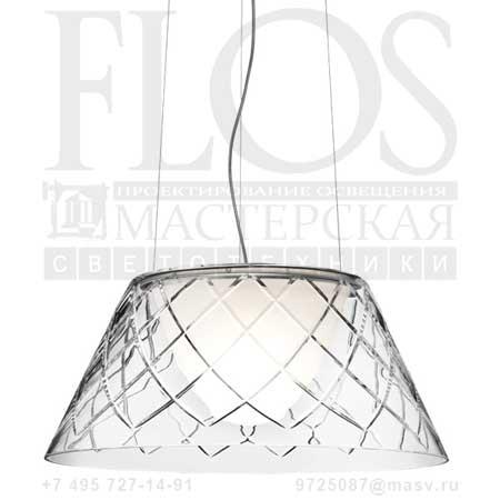 ROMEO LOUIS 2 S2 EUR F6443000 стекло, Flos