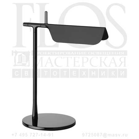 TAB T LED EUR-USA NRO F6560030 черный, Flos