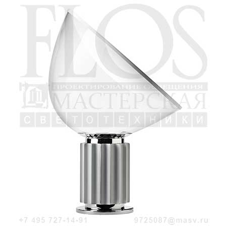 TACCIA LED EUR ANOD.ARG F6602004 анодированный алюминий, Flos