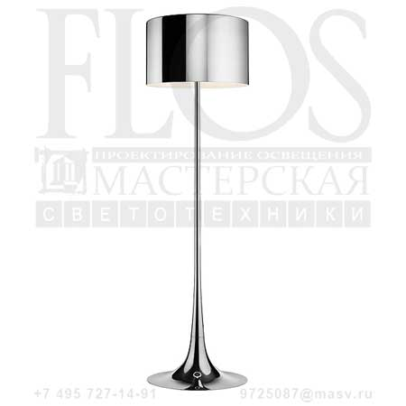 SPUN LIGHT F ECO EUR ALL.LUC. F6613050 алюминий, Flos