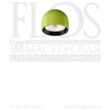 WAN C/W VERDE F9550039 зеленый , Flos