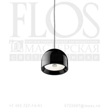WAN S NRO F9560030 черный, Flos
