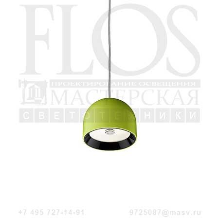 WAN S VERDE F9560039 зеленый , Flos