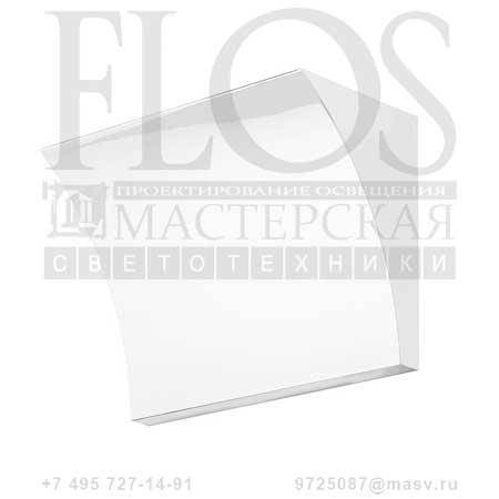 POCHETTE EUR BCO F9700009 блестящий белый, Flos