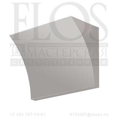 POCHETTE EUR GRI F9700020 серый, Flos