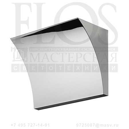 POCHETTE EUR CRO F9700057 хром, Flos