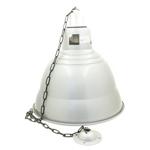 SLV 165350 PARA 380 светильник подв. E27 260Вт макс., цепь 90см, без кабеля серебристый/алюминий