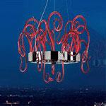 0703291014310 подвесной светильник ASPID S65 Leucos