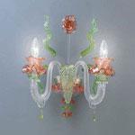 0205263064201 настенный светильник ART. 701 P2 Leucos