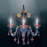 0205270013401 настенный светильник ART. 707 P3 Leucos