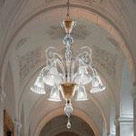 0209275063401 подвесной светильник ART. 712 L6 Leucos