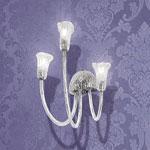 0205232013409 настенный светильник ART. 599 P3 Leucos