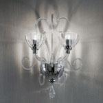 0205246015109 настенный светильник BOLERO P2 Leucos