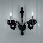 0205009013601 настенный светильник COUTURE P2 Leucos