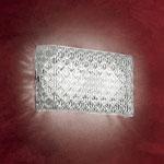 0205219363402 настенный светильник DIAMANTE P Leucos
