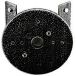 601005 Арматура для углового монтажа , серебристо-чёрный, Albert