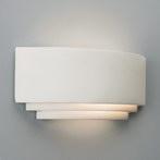 <strong>Amalfi</strong> <br>Astro Lighting <br> настенный светильник, 1x18w G24q-2, h:130mm w:370 d:90mm, IP20