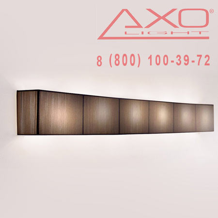 бра AXO Light APCLAVGRNEXXE14 CLAVIUS