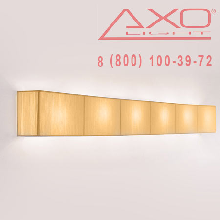бра AXO Light APCLAVGRTAXXE14 CLAVIUS