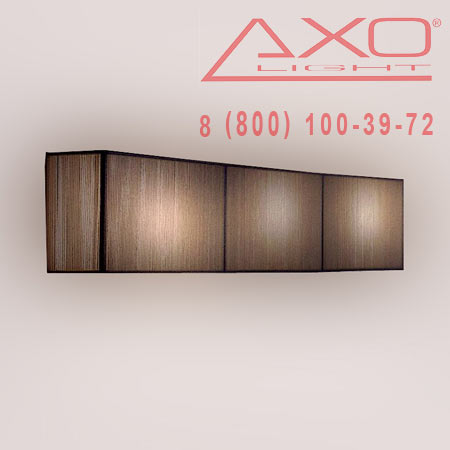 AXO Light CLAVIUS APCLAVPINEXXFLE бра черный
