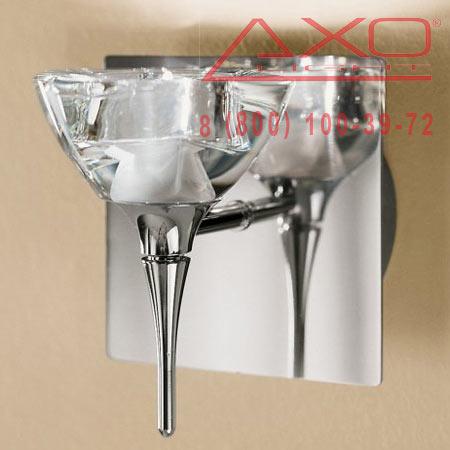 бра AXO Light APPRI1BRCSCR12V PRIMULA