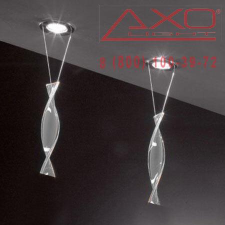 встраиваемый светильник AXO Light FAAURA44CSCR12V AURA