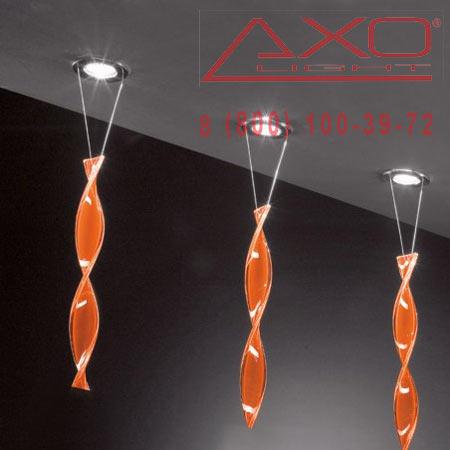 встраиваемый светильник AXO Light FAAURA53ARCR12V AURA