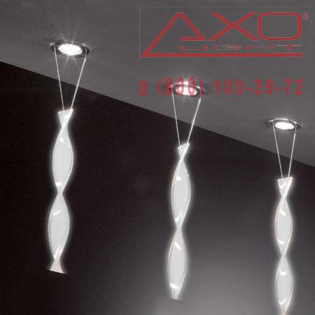 встраиваемый светильник AXO Light FAAURA53BCCR12V AURA
