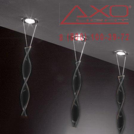 встраиваемый светильник AXO Light FAAURA53NECR12V AURA