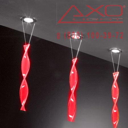 встраиваемый светильник AXO Light FAAURA53RSCR12V AURA