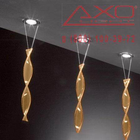 встраиваемый светильник AXO Light FAAURA53TACR12V AURA