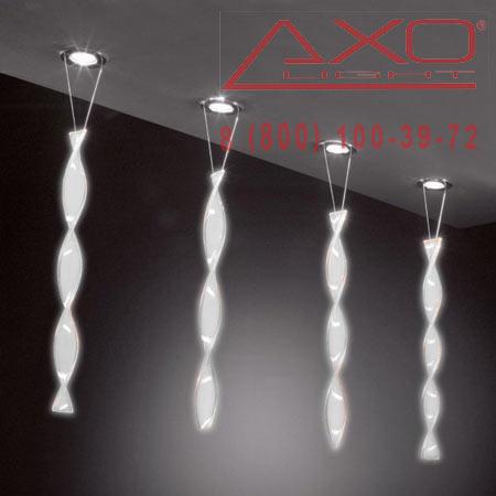 встраиваемый светильник AXO Light FAAURA60BCCR12V AURA