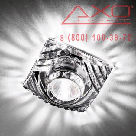 встраиваемый светильник AXO Light FAMENCARCSXXG9X CRYSTAL SPOTLIGHT