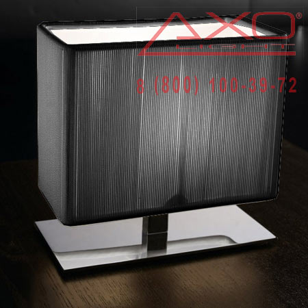настольная лампа AXO Light LTCLAVXPNECRE14 CLAVIUS
