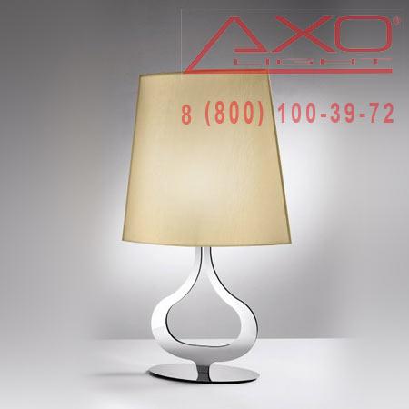 настольная лампа AXO Light LTSLIGHGVACRE27 SLIGHT