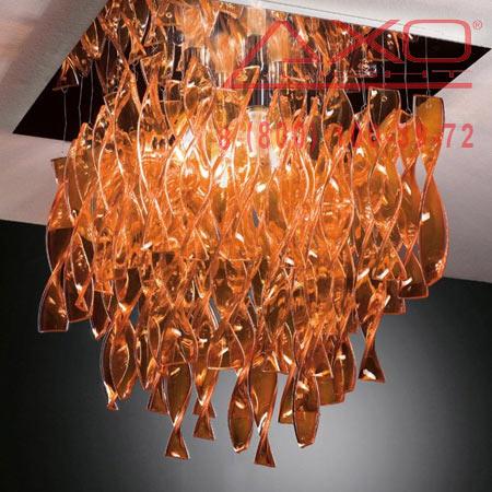 потолочный светильник AXO Light PLAURA45ARCRE27 AURA