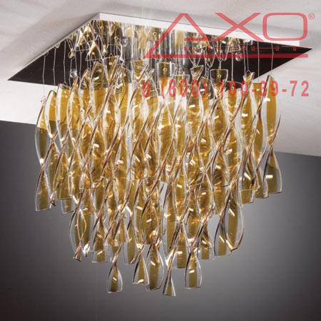 AXO Light AURA PLAURA45TACRE27 потолочный светильник чайный цвет