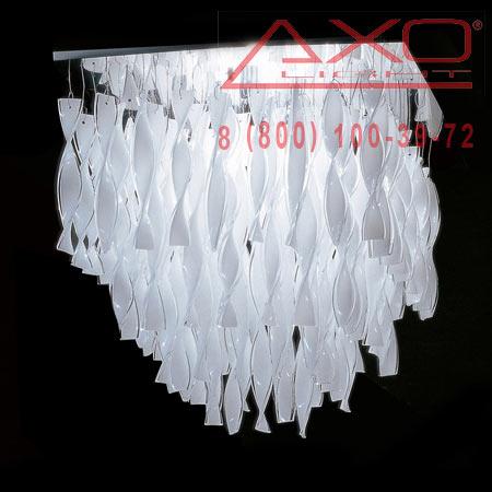 потолочный светильник AXO Light PLAURA60BCCRE27 AURA