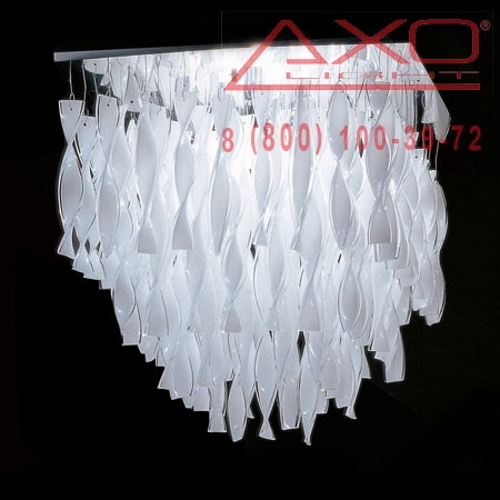 потолочный светильник AXO Light PLAURAGRBCCRE27 AURA