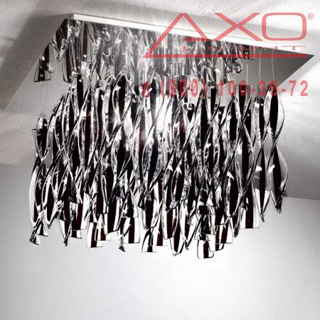 потолочный светильник AXO Light PLAURAGRNECRE27 AURA