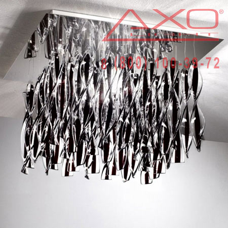 потолочный светильник AXO Light PLAURAPINECRE27 AURA