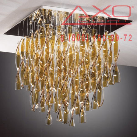 потолочный светильник AXO Light PLAURAPITACRE27 AURA