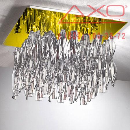 AXO Light AURA PLAURP30CSORE27 потолочный светильник прозрачное стекло