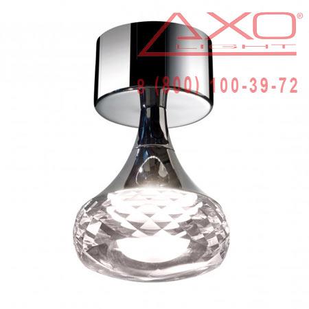 потолочный светильник AXO Light PLFAIRYXGRCRLED FAIRY