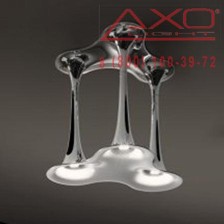 потолочный светильник AXO Light PLNAFIR3CRBCGU1 NAFIR