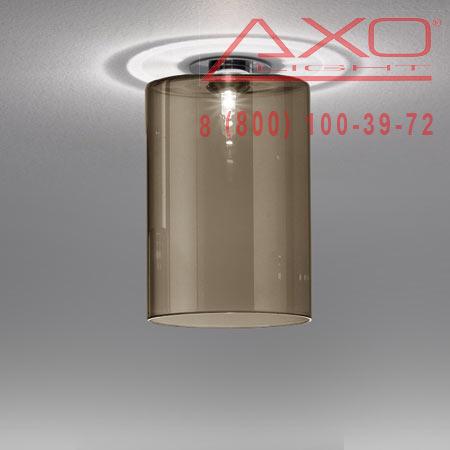 потолочный светильник AXO Light PLSPILPIGRCR12V SPILLRAY