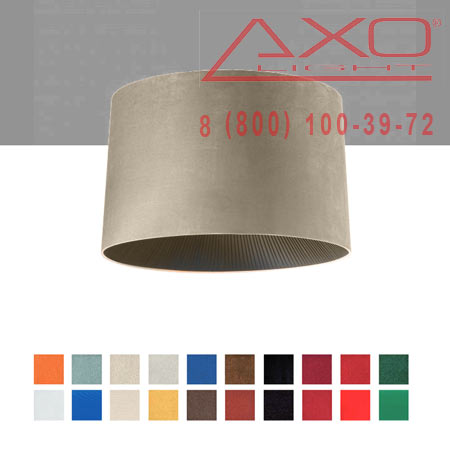 потолочный светильник AXO Light VELVET PLVEL100E27