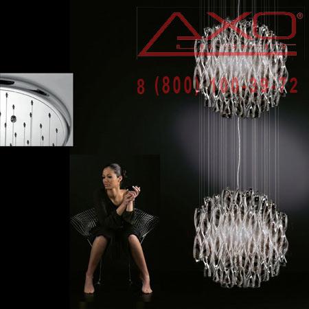 AURA SPAU452NECRE27 подвесной светильник AXO Light
