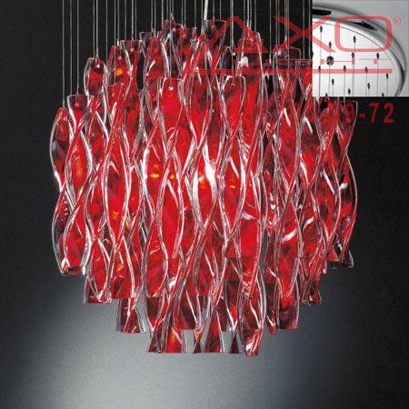 подвесной светильник AXO Light SPAURA45RSCRE27 AURA